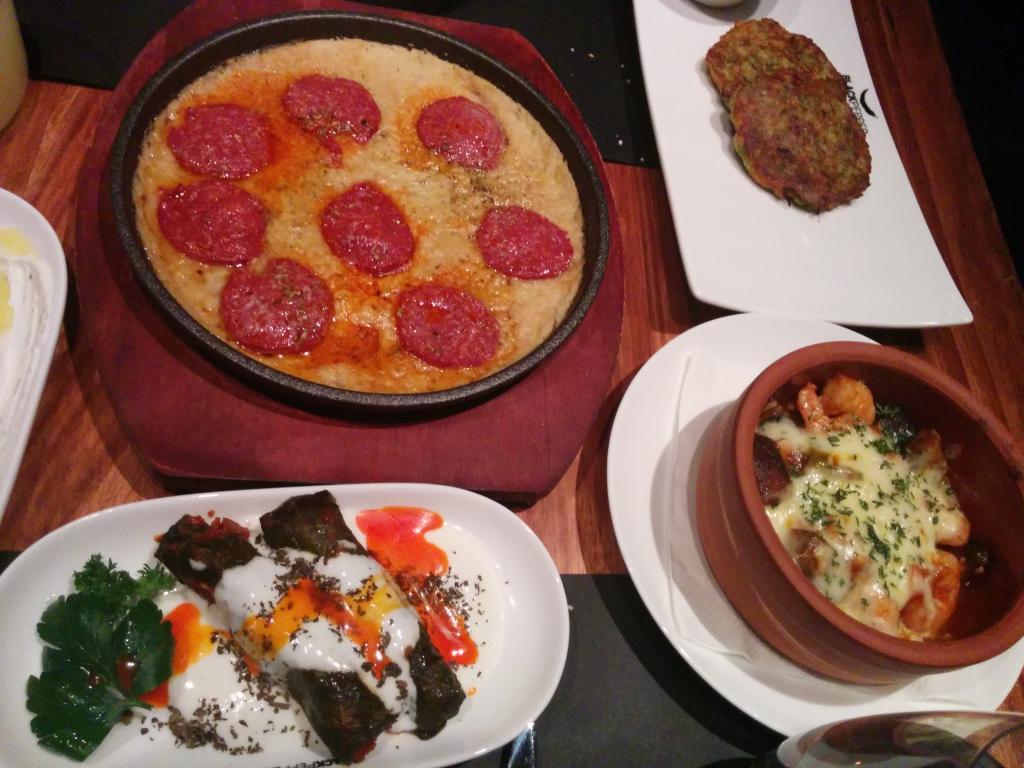Şanghay'da Türk Restoranı (Black Pepper)