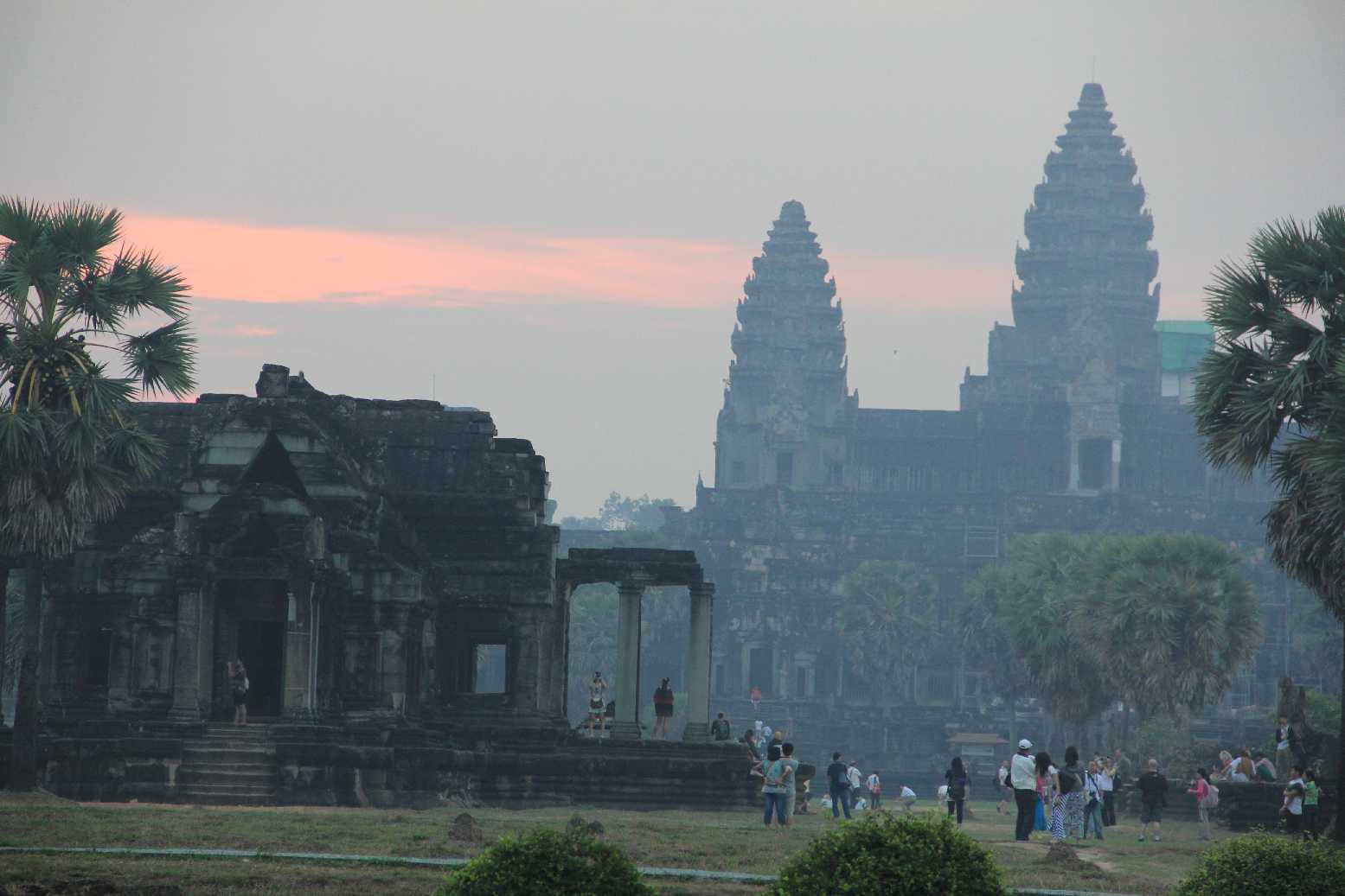 Kamboçya - Siem Reap - Angkor Wat