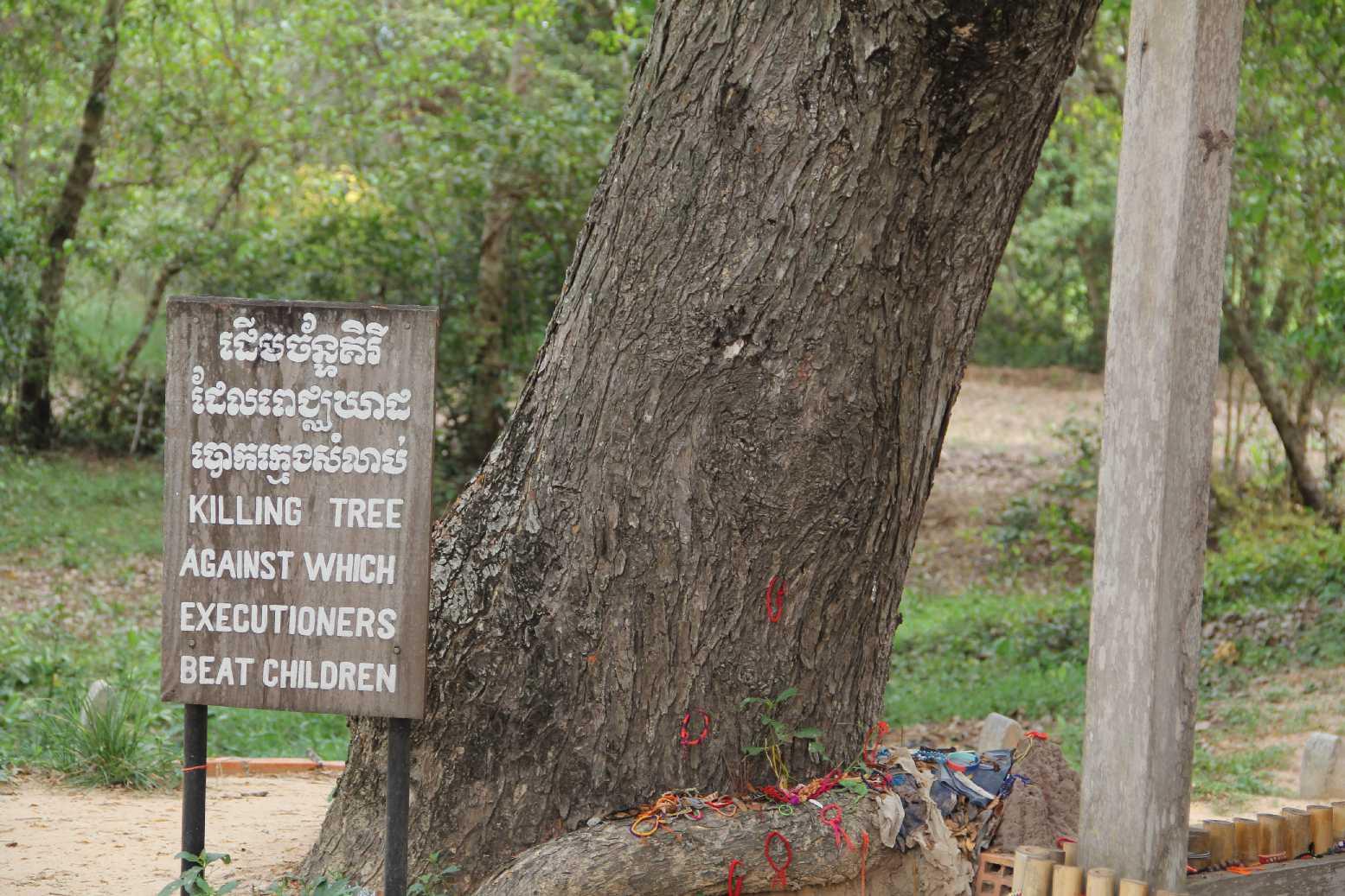 Kamboçya - Ölüm Tarlaları
