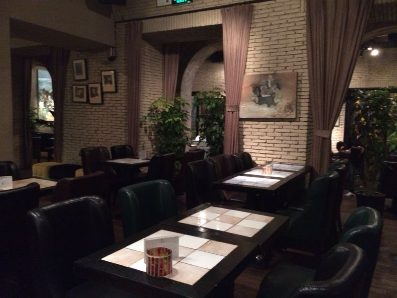Şanghay'da İspanyol Mutfağı (Choir)