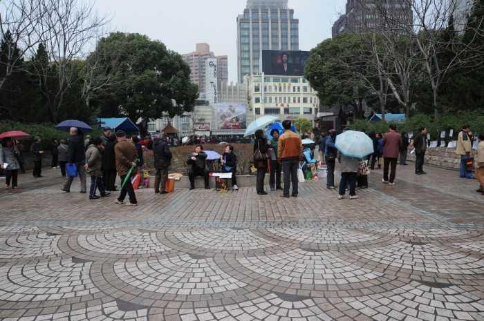 Şanghay\'da Hayırlı Kısmet Organizasyonu