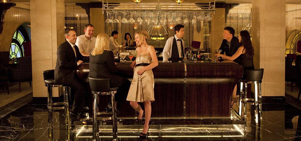 Şanghay\'ın 5 Lüks Oteli - Fairmont Shanghai