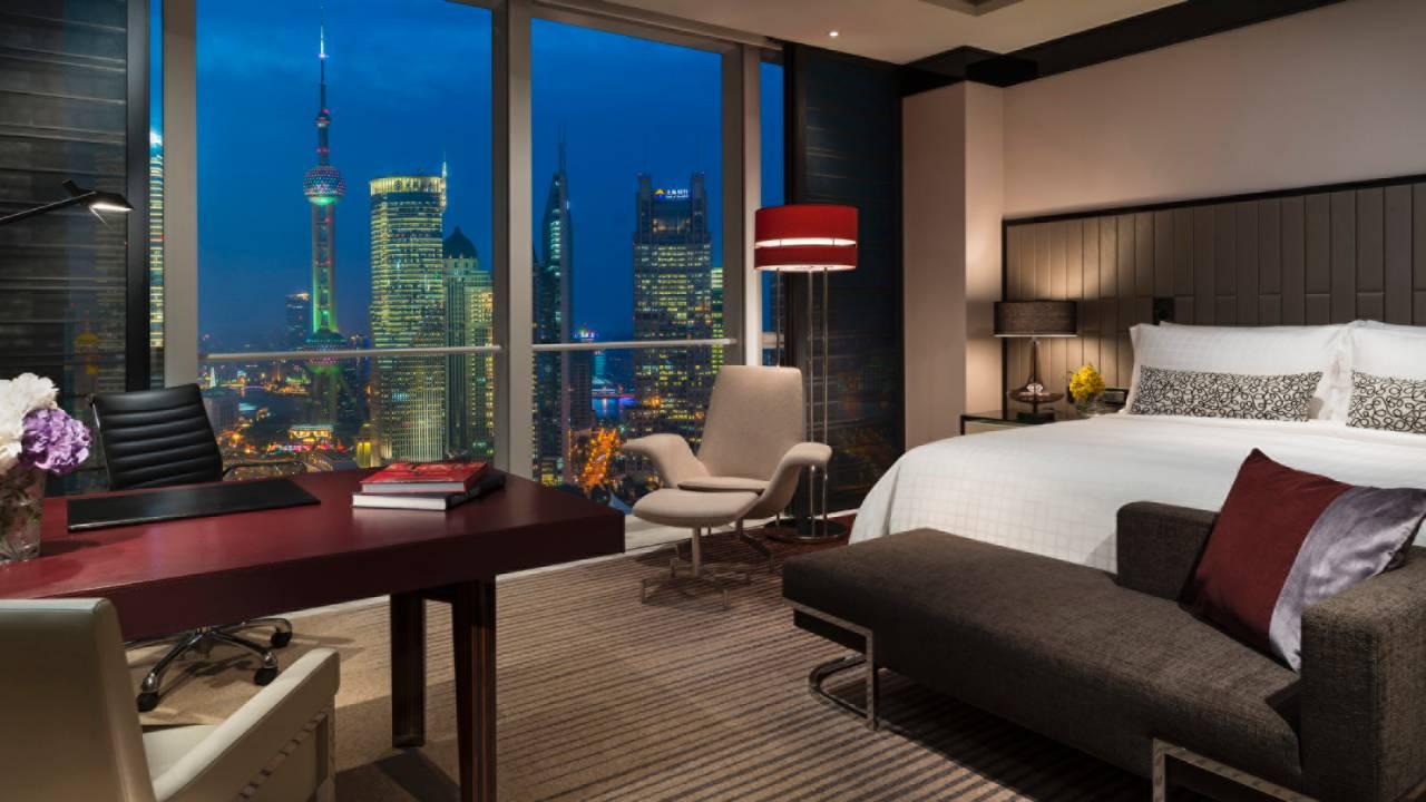 Şanghay\'ın 5 Lüks Oteli - Four Seasons Pudong