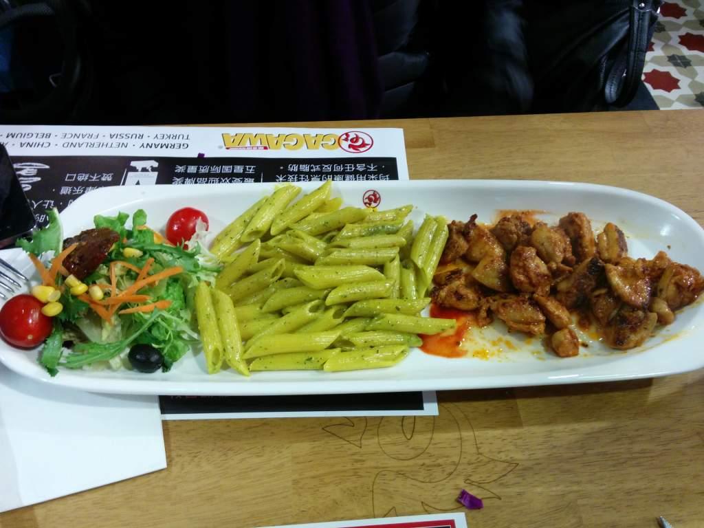 Şanghay'a Tavuk Dünyası Geldi (Gagawa)