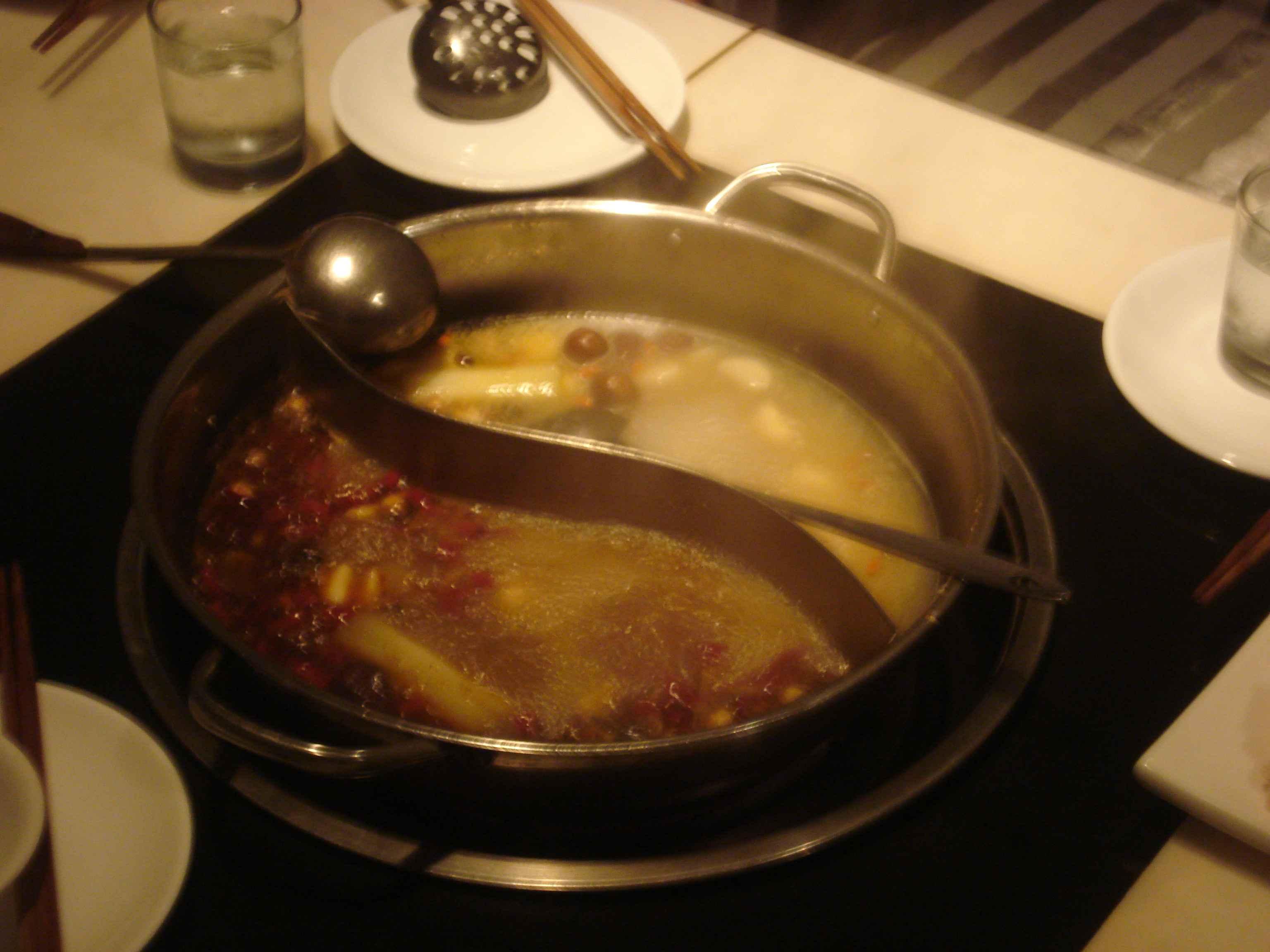 Şangay Rehberi - Hot Pot Restoranı