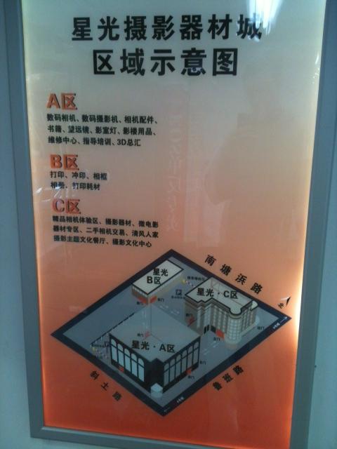 Şanghay\'da Fotoğraf Makinesi & Ekipmanı Alışverişi
