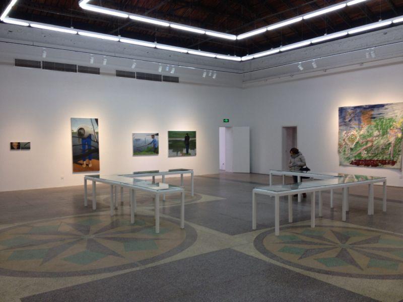 Şanghay\'ın Sanat Bölgesi (M50)