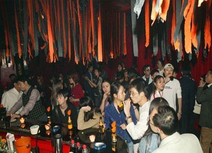 Şanghay'da Gece Hayatı (#9 – Muse at Park 97)