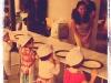 Şanghay'da Pizzalı Doğum Günü Kutlaması