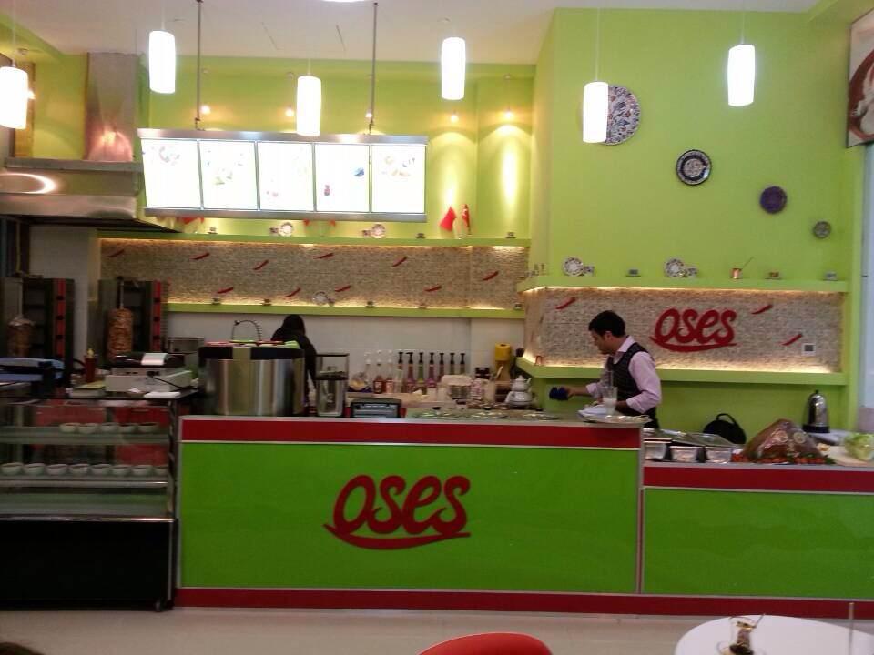 Şanghay'da Çiğ Köfte – Döner (Oses Çiğ Köfte)
