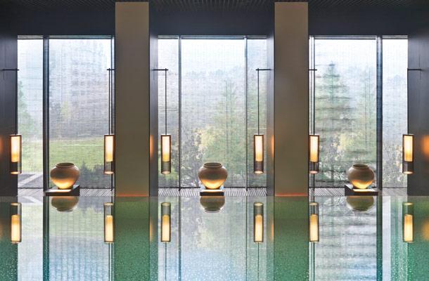Şanghay\'ın 5 Lüks Oteli - The Puli Hotel and Spa