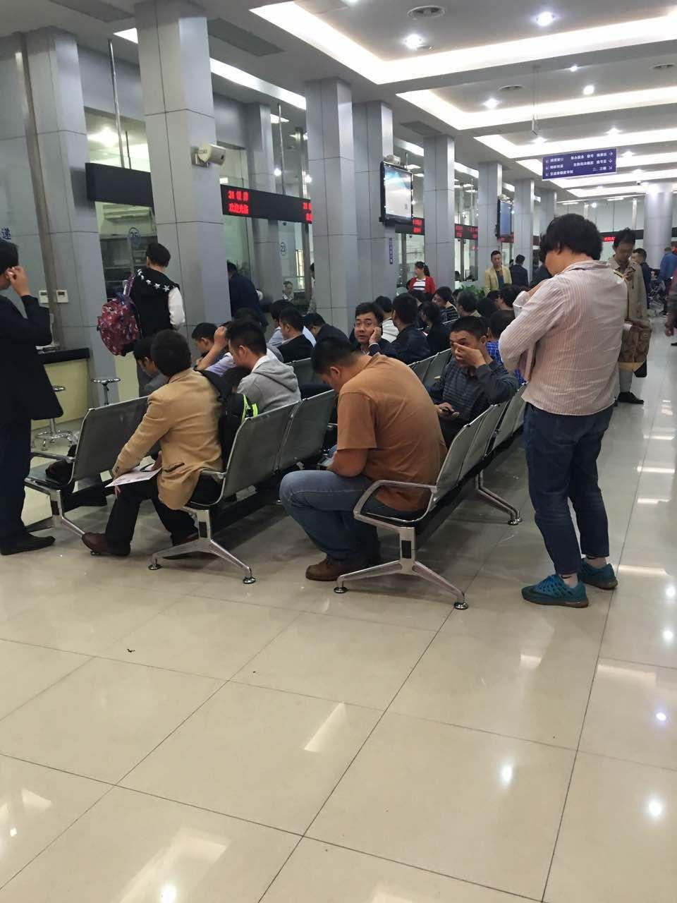 Şanghay'da Ehliyet Başvurusu