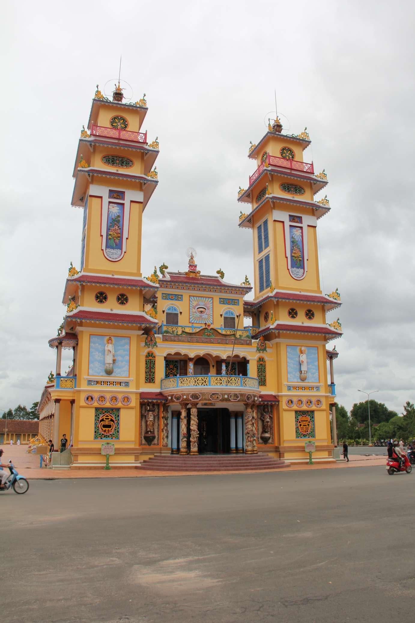 Şanghay\'dan Vietnam\'a (Ho Chi Minh City/Saygon)
