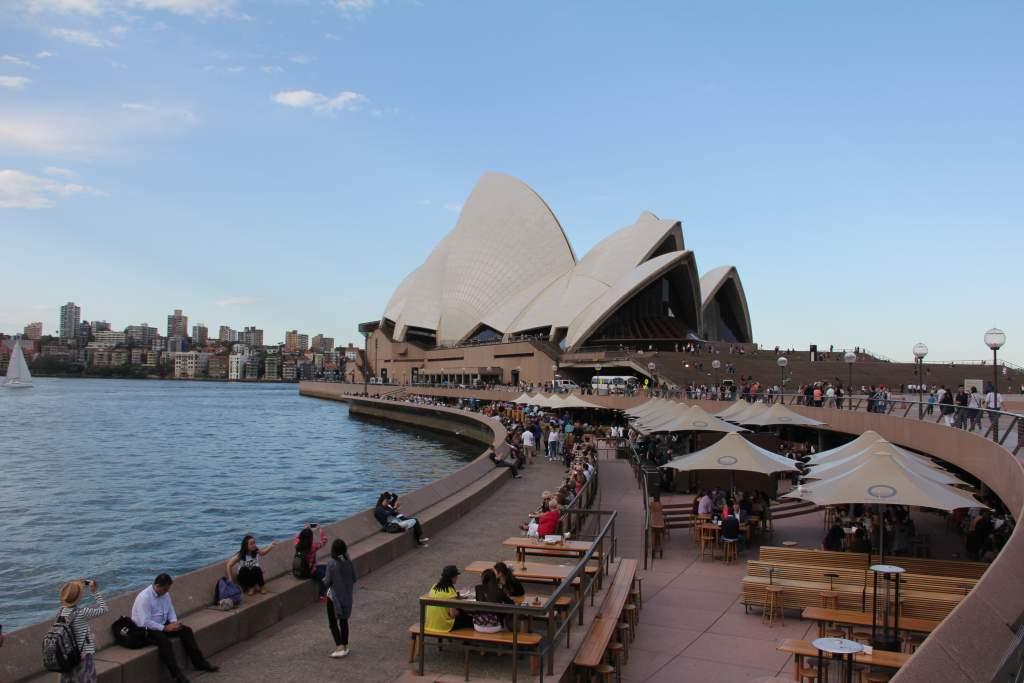 Şanghay'dan Avustralya'ya Uzun Bir Seyahat (Sydney)