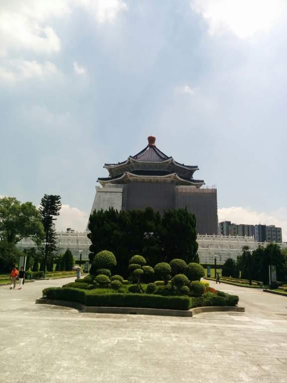 Şanghay'dan Taipei'e Bayram Seyahati