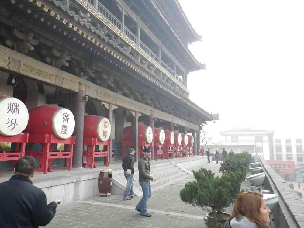 Şanghay'dan Xian'a Haftasonu Gezisi
