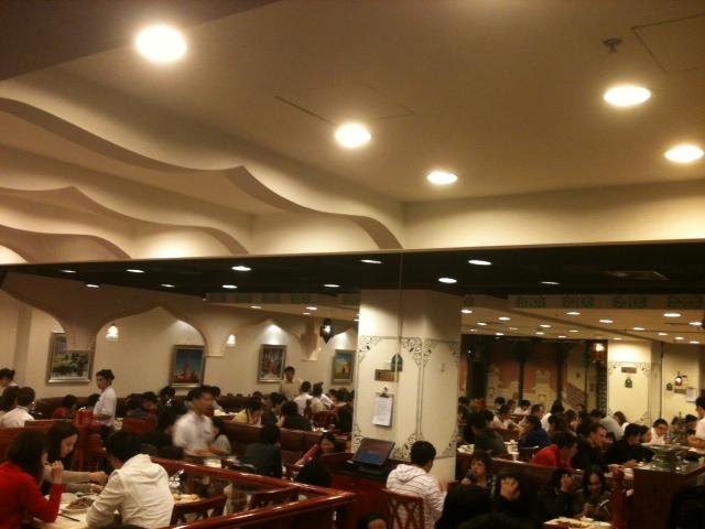 Şanghay'da Uygur Lokantası (Ye Li Xia Li)