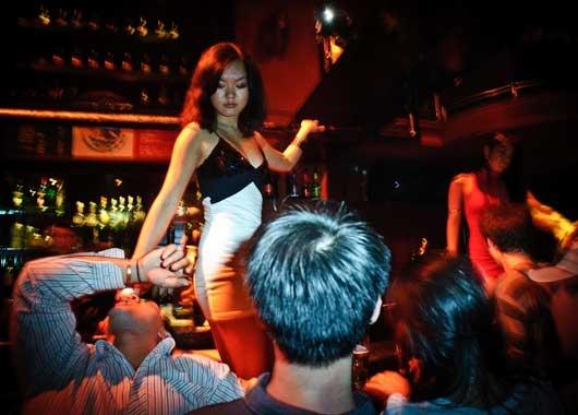 Şanghay'da Gece Hayatı (#15 – Zapata's)