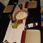 Şangay - Bakhura Hint Restoranı - Masa Düzeni