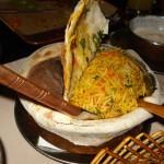 Şangay - Bakhura Hint Restoranı - Karidesli pilav