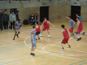 Şanghay Uluslararası Basketbol Ligi
