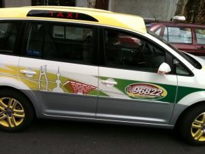 Şangay'ın Yeni Taksileri