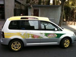 Şanghay'ın Yeni Taksileri