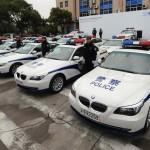 Şanghay Expo Polis Otomobili