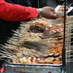 Şanghayda Ucuza Karın Doyurmak - Sokak Şişçileri