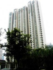 Şanghay - One Park Avenue