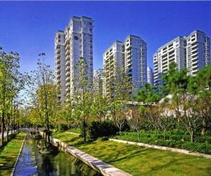 Şangay Jingan City Castle