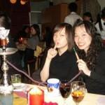 Şangay'da Nargile Keyfi