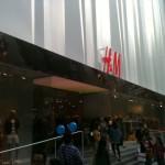 Şangay'da Asyanın En Büyük H&M Mağazası