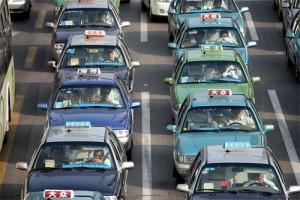 Şanghay'ın Yeni Taksi Tarifesi