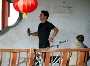Şangay'da Geçen Filmler (Mission Impossible 3)