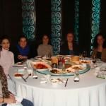 Şanghay'da Bayanlar Buluşması