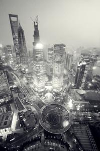Şanghay'da Hızlandırılmış Şehir Turu